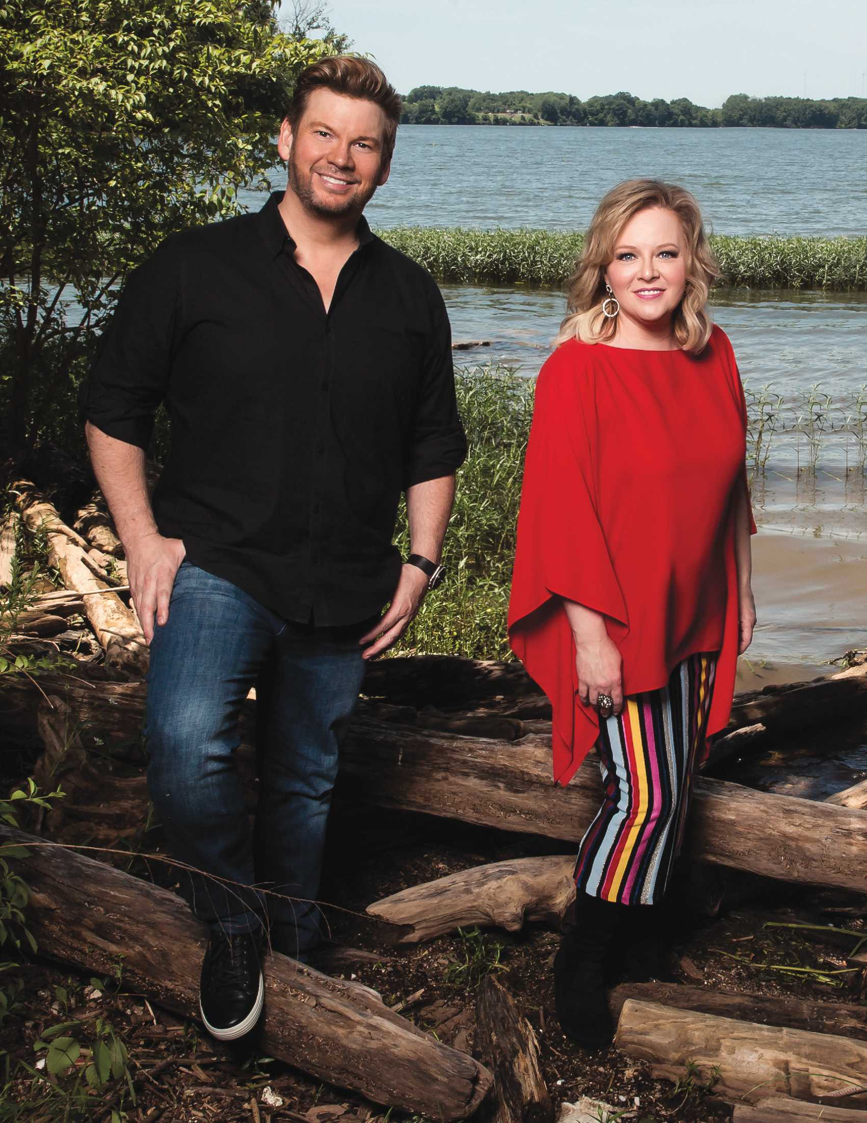 Jim and Melissa Brady | Promotional Photo